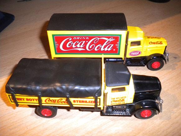 Coke aanwinsten