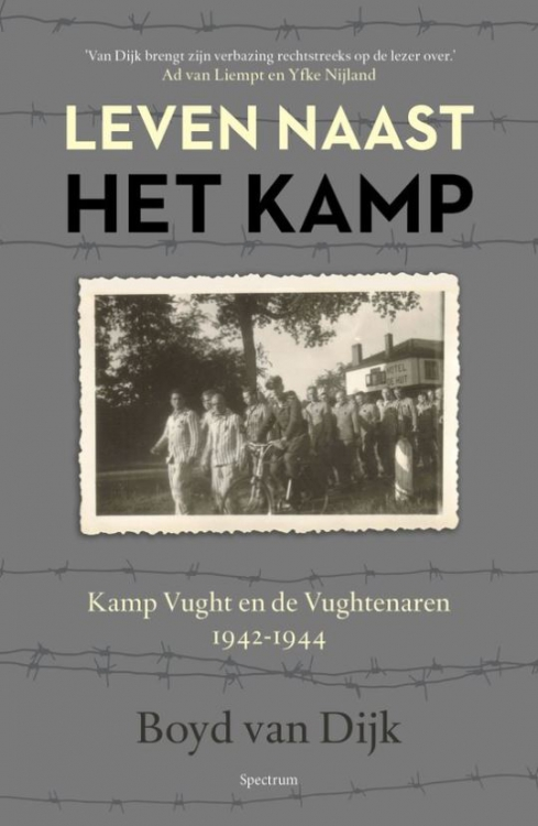 boeken,boyd van dijk,kamp vught